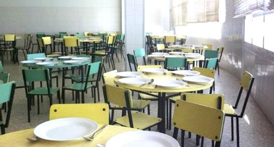 Colegio las colinas comedor for Cafetin colegio las colinas